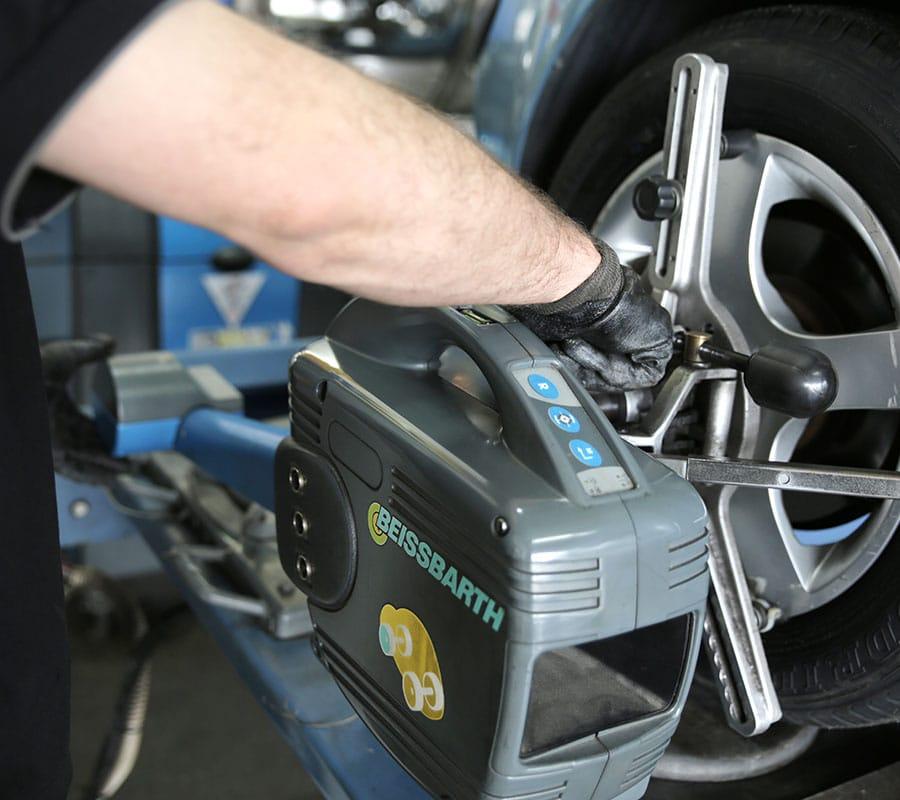 Auckland Tyres wheel